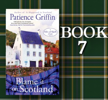 Image for BOOK 7: BLAME IT ON SCOTLAND - SPECIAL QUILT SHOP OFFER