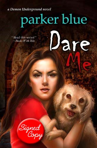 Image for DARE ME (Demon Underground #5)