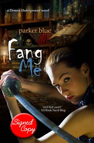 Image for FANG ME (Demon Underground #3)