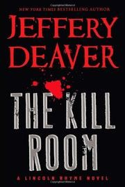 Image for The Kill Room (hardcover)