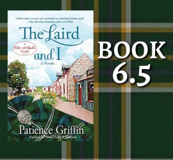 Image for BOOK 6.5 : THE LAIRD AND I: SPECIAL QUILT SHOP OFFER (Novella Length)