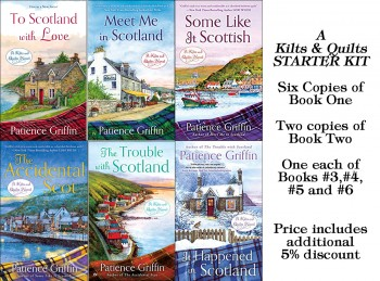 Image for KILTS & QUILTS (tm) STARTER KIT (12 books)
