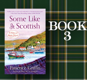 Image for BOOK 3: SOME LIKE IT SCOTTISH --SPECIAL QUILT SHOP OFFER