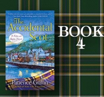 Image for BOOK 4: THE ACCIDENTAL SCOT-- SPECIAL QUILT SHOP OFFER