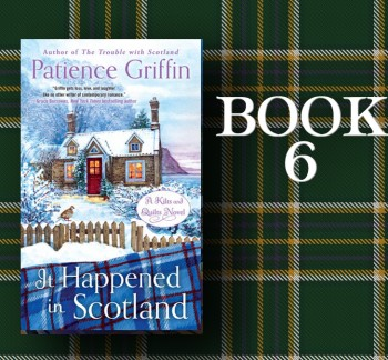 Image for BOOK 6 : IT HAPPENED IN SCOTLAND --SPECIAL QUILT SHOP OFFER