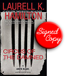 Image for Circus of the Damned (Anita Blake, Vampire Hunter, Book 3)