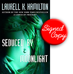 Image for Seduced by Moonlight (Meredith Gentry, Book 3)