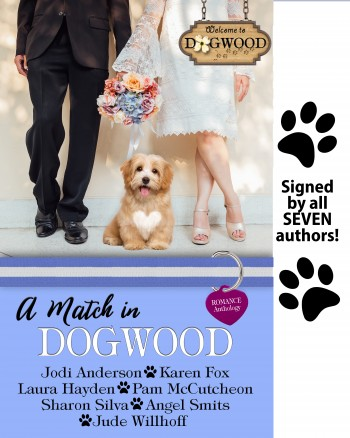 Image for A Match in Dogwood: Dogwood Series Anthology Prequel - AUTOGRAPHED BY ALL AUTHORS