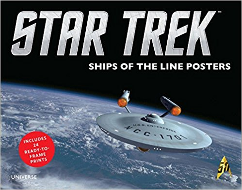 Image for Star Trek: Ships of the Line Posters