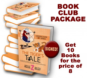 Image for THE TIGER'S TALE: Book Club Package  (Get 10 books for the price of 8)