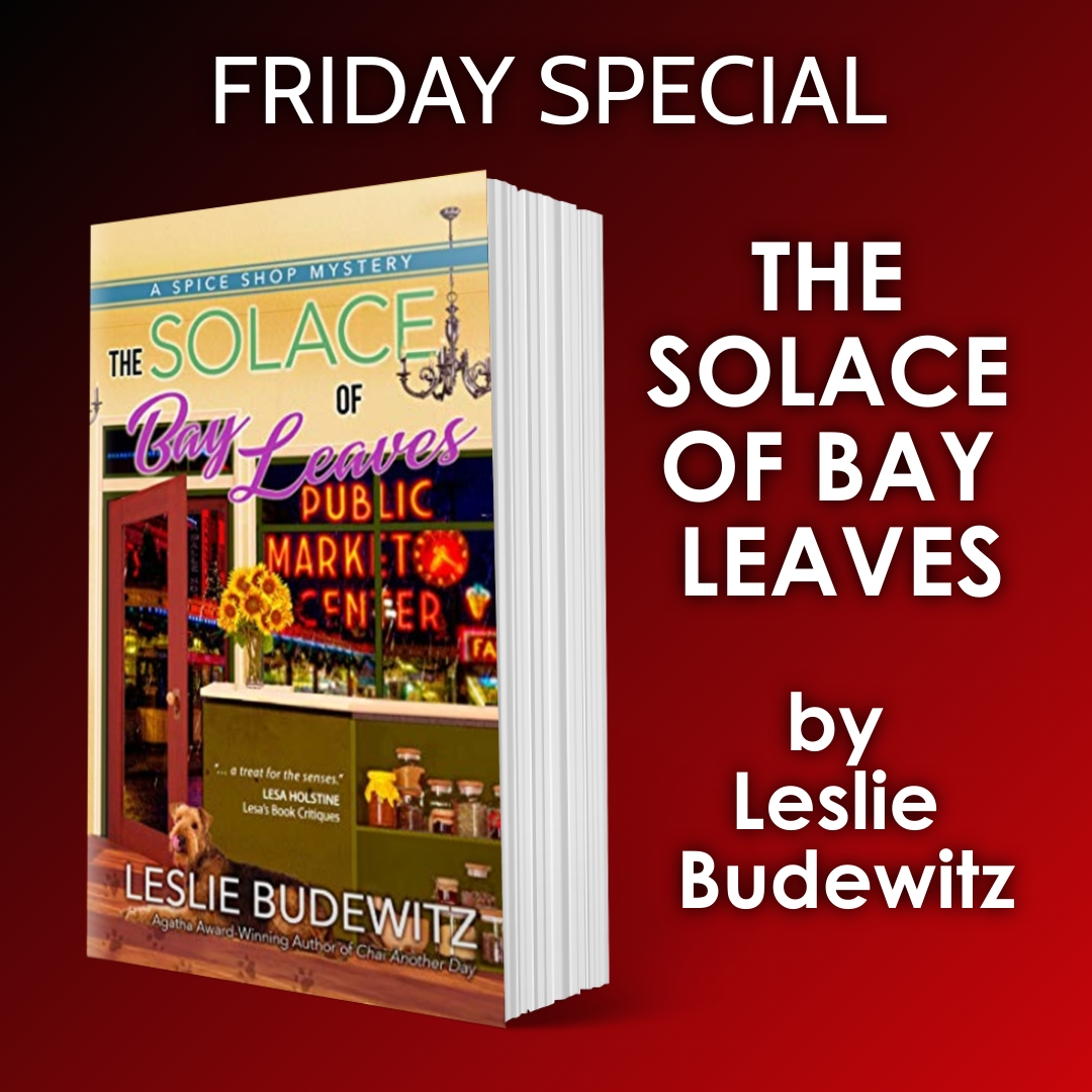 Image for The Solace of Bay Leaves
