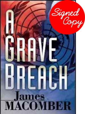 Image for A Grave Breach