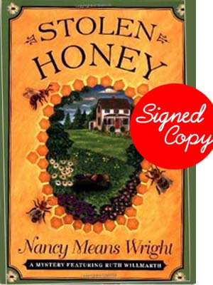 Image for Stolen Honey (Ruth Willmarth Mysteries)