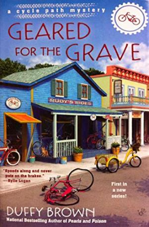 Image for Geared for the Grave (A Cycle Path Mystery)